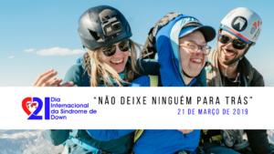 Dia Internacional Síndrome de Down 2019