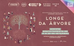 Longe da Árvore, o filme