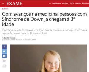 Com avanços na medicina, pessoas com Síndrome de Down já chegam à 3ª idade