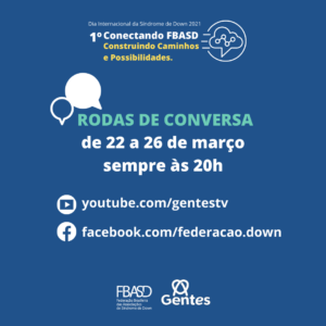 RODAS DE CONVERSA